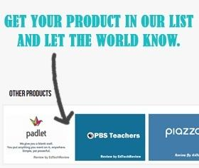 EdTech Product Reviews